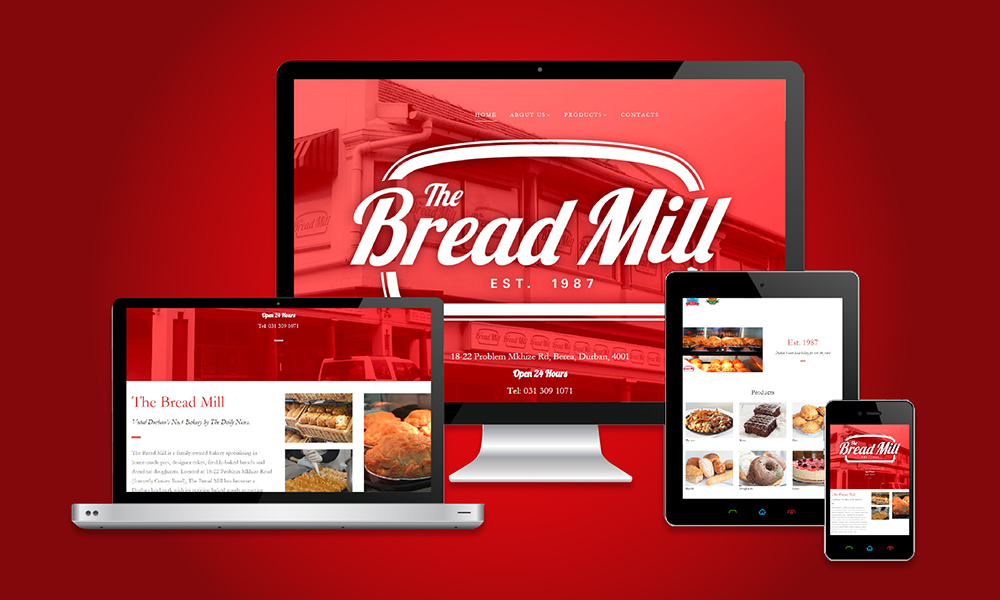The-Bread-Mill-Website-Design-South-Africa
