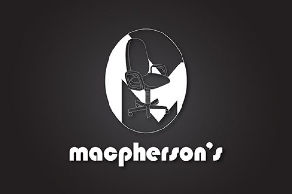 Macpherson Office Furniture Logo Design