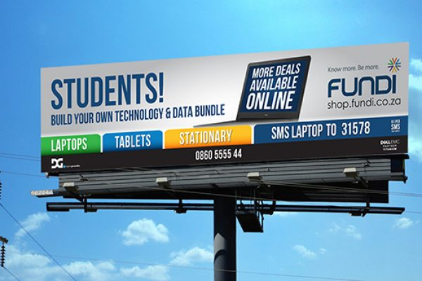 Fundi  Billboard Design