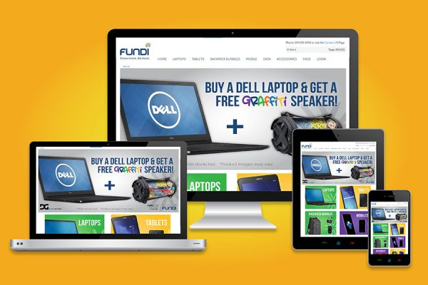 Fundi Website Design
